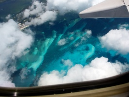 Flight out of Cancun